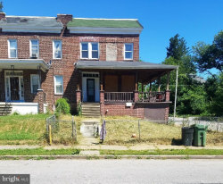 Photo of 4100 Norfolk AVENUE, Baltimore, MD 21216 (MLS # MDBA483650)