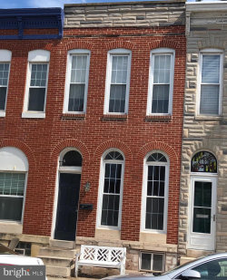 Photo of 104 W Fort AVENUE, Baltimore, MD 21230 (MLS # MDBA517254)