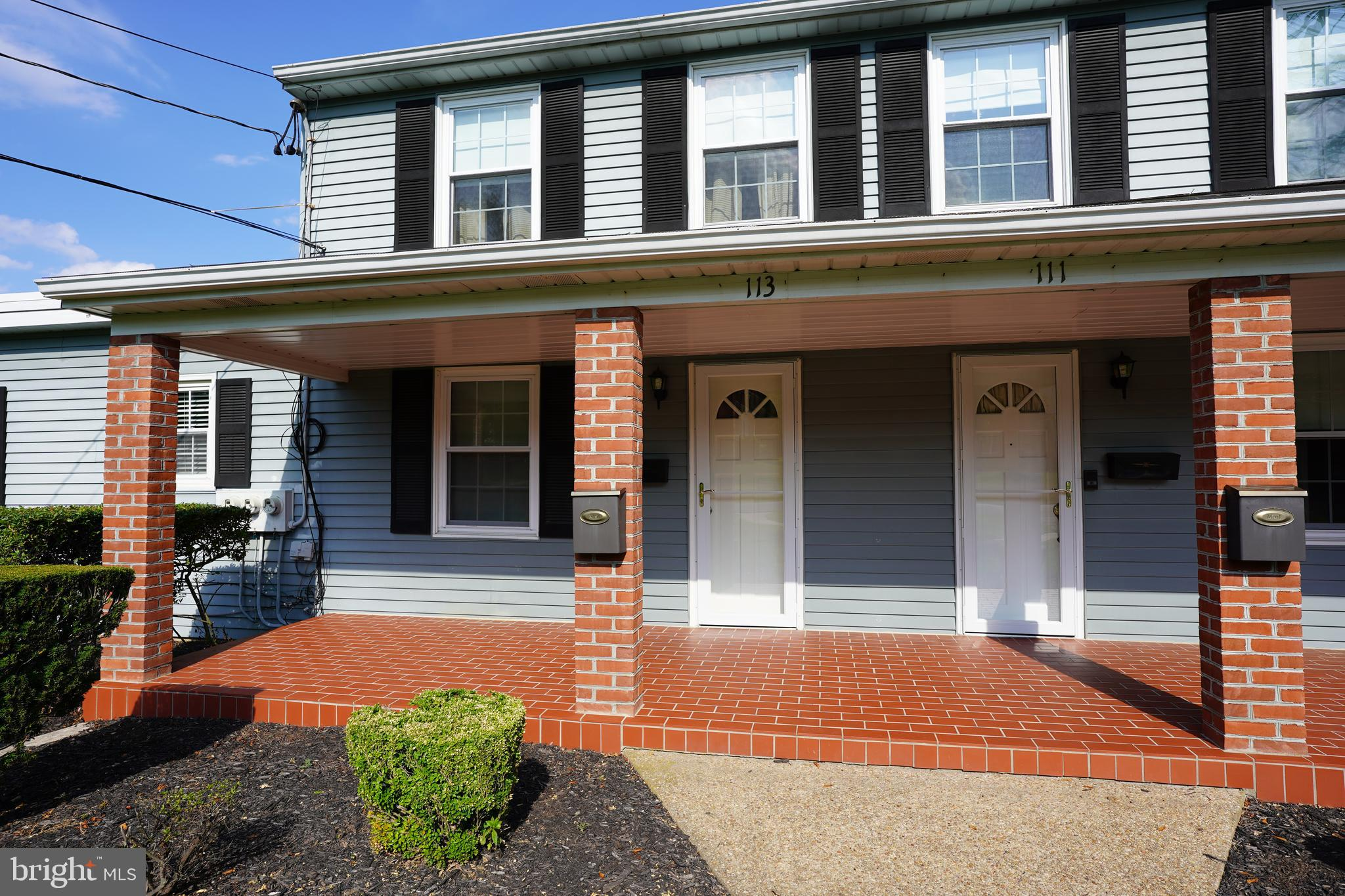 Photo for 113 2nd AVENUE, Reisterstown, MD 21136 (MLS # MDBC502700)