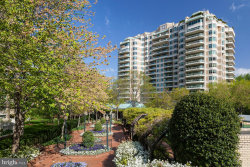 Photo of 5630 Wisconsin AVENUE, Unit 1601, Chevy Chase, MD 20815 (MLS # MDMC656822)