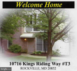 Photo of 10716 Kings Riding WAY, Unit T3-20, Rockville, MD 20852 (MLS # MDMC664652)
