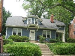 Photo of 3905 Woodbine STREET, Chevy Chase, MD 20815 (MLS # MDMC714874)