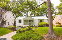 Photo of 5526 Warwick PLACE, Chevy Chase, MD 20815 (MLS # MDMC739390)
