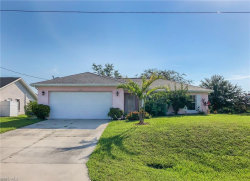 Photo of 1008 Cavanagh AVE, LEHIGH ACRES, FL 33971 (MLS # 218036334)