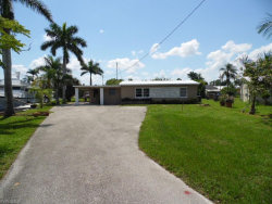 Photo of 1156 Harbor DR, NORTH FORT MYERS, FL 33917 (MLS # 218061129)