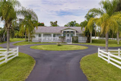 Photo of 3250 Trail Dairy CIR, NORTH FORT MYERS, FL 33917 (MLS # 219054814)