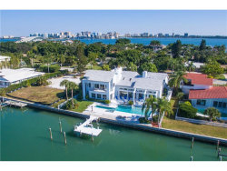 Photo of 216 Bird Key Drive, SARASOTA, FL 34236 (MLS # A4171628)