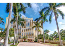 Photo of 1111 Ritz Carlton Drive, Unit 1701, SARASOTA, FL 34236 (MLS # A4173347)