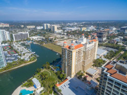 Photo of 1111 Ritz Carlton Drive, Unit 1803, SARASOTA, FL 34236 (MLS # A4178186)