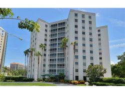 Photo of 435 Gulfstream, Unit 407, SARASOTA, FL 34236 (MLS # A4201914)