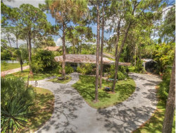 Photo of 1655 Manor Road, ENGLEWOOD, FL 34223 (MLS # D5913178)