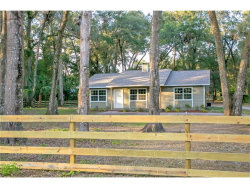 Photo of 17466 Spring Valley Road, DADE CITY, FL 33523 (MLS # E2205530)