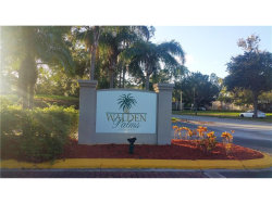 Photo of 4748 Walden Circle, Unit 26, ORLANDO, FL 32811 (MLS # O5543084)