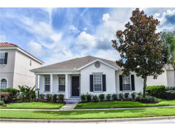 Photo of 7421 Soiree Way, REUNION, FL 34747 (MLS # S4848849)