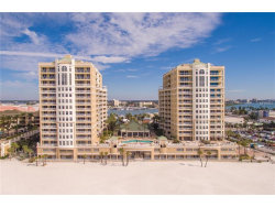 Photo of 11 San Marco Street, Unit 1402, CLEARWATER BEACH, FL 33767 (MLS # U7798945)