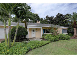 Photo of 465 Poinsettia Road, BELLEAIR, FL 33756 (MLS # U7828426)
