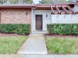 Photo of 1043 Tartan Drive, Unit E, PALM HARBOR, FL 34684 (MLS # U7846596)