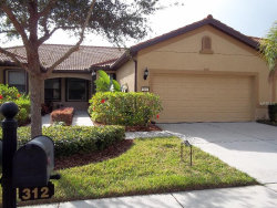 Photo of 312 Bluewater Falls Court, APOLLO BEACH, FL 33572 (MLS # U7848479)