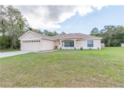 Photo of 5123 Kenmore Street, SPRING HILL, FL 34608 (MLS # W7634508)