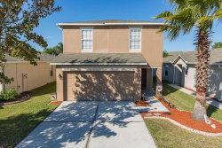Photo of 17417 Garden Heath Court, LAND O LAKES, FL 34638 (MLS # W7638935)