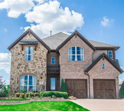 Photo of 520 Oxford Place, Prosper, TX 75078 (MLS # 13372077)