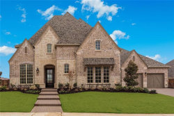 Photo of 940 Cliff Creek, Prosper, TX 75078 (MLS # 13563891)