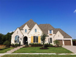 Photo of 961 Cliff Creek, Prosper, TX 75078 (MLS # 13563903)