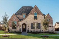 Photo of 4351 Woodbine Lane, Prosper, TX 75078 (MLS # 13584148)