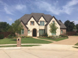 Photo of 4200 Glenwyck Cove Lane, Grapevine, TX 76051 (MLS # 13628369)