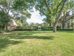 Photo of 3929 Caruth Boulevard, Lot 16RA, University Park, TX 75225 (MLS # 13632896)