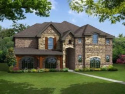 Photo of 1531 Sweetwater Lane, Prosper, TX 75078 (MLS # 13634137)