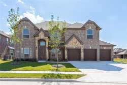 Photo of 4205 Mineral Creek Trail, Celina, TX 75078 (MLS # 13644835)