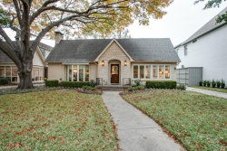 Photo of 4308 Hanover Street, University Park, TX 75225 (MLS # 13645076)