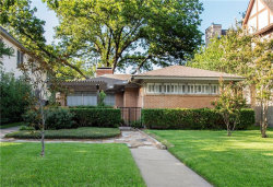 Photo of 3912 Stanford Avenue, University Park, TX 75225 (MLS # 13648194)