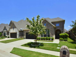 Photo of 816 Chipping Way, Coppell, TX 75019 (MLS # 13648983)