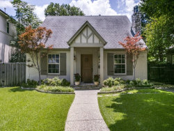 Photo of 4521 Southern Avenue, Highland Park, TX 75205 (MLS # 13651514)