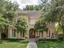 Photo of 3231 Greenbrier Drive, University Park, TX 75225 (MLS # 13651716)