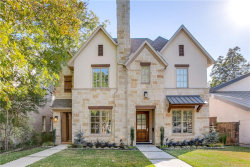 Photo of 4113 Normandy Avenue, University Park, TX 75205 (MLS # 13664480)