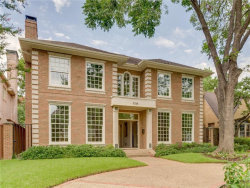Photo of 3328 Purdue Avenue, University Park, TX 75225 (MLS # 13672735)