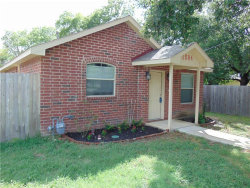 Photo of 1504 Morse Street, Denton, TX 76205 (MLS # 13673350)
