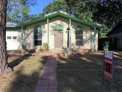 Photo of 2011 Mccormick Street, Denton, TX 76205 (MLS # 13673857)
