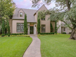 Photo of 4304 Southwestern Boulevard, University Park, TX 75225 (MLS # 13673925)