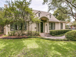 Photo of 4344 Fairfax Avenue, Highland Park, TX 75205 (MLS # 13673983)