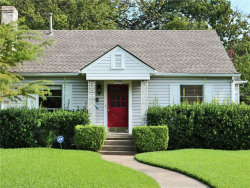 Photo of 6319 Vanderbilt Avenue, Dallas, TX 75214 (MLS # 13677633)