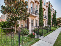 Photo of 4152 Emerson Avenue, Unit E, University Park, TX 75205 (MLS # 13696447)