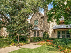 Photo of 3538 Granada Avenue, University Park, TX 75205 (MLS # 13699385)