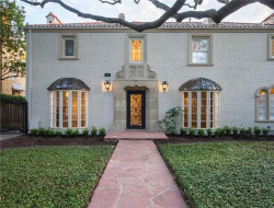 Photo of 4409 Beverly Drive, Highland Park, TX 75205 (MLS # 13703569)