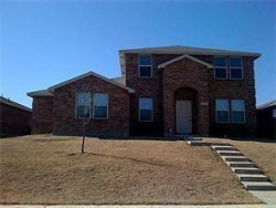 Photo of 3005 Amber Waves Lane, Lancaster, TX 75134 (MLS # 13710189)