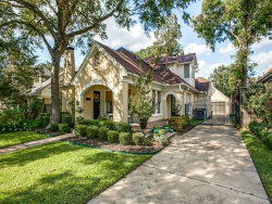Photo of 5145 Vanderbilt Avenue, Dallas, TX 75206 (MLS # 13713236)