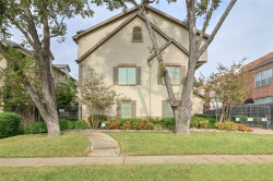 Photo of 3414 Mcfarlin Boulevard, Unit 4, University Park, TX 75205 (MLS # 13721479)